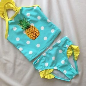 2pc Bathing Suit for Baby💛🍍
